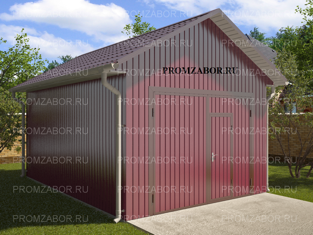 Размер гаража форум