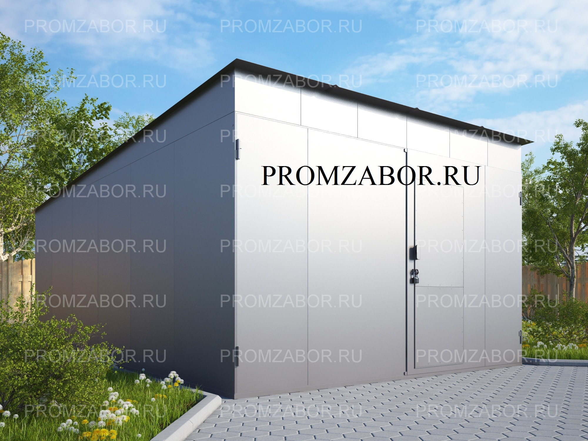 Онлайн калькулятор строительства гаража